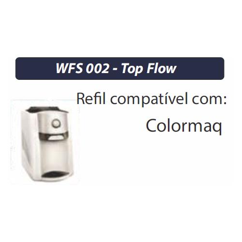 FILTRO REFIL PARA PURIFICADOR COLORMAQ - TOPFLOW WFS002
