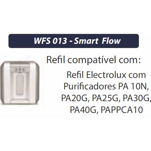 FILTRO REFIL PARA PURIFICADOR ELETROLUX - SMARTFLOW WFS013