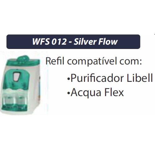 FILTRO REFIL PARA PURIFICADOR LIBELL - SILVERFLOW WFS012