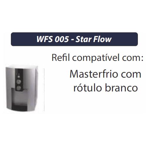 FILTRO REFIL PARA PURIFICADOR MASTER FRIO - STARFLOW WFS005